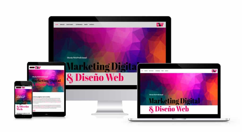 la-lanzadera-digital-dispositivos diseño web y marketing digital