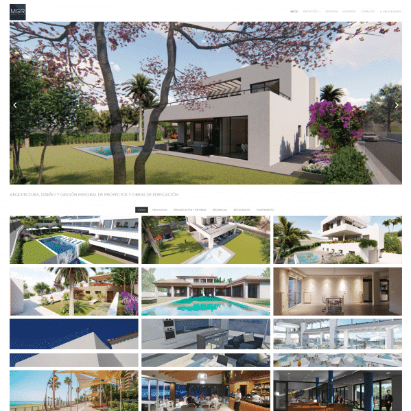 Mgr Arquitectura